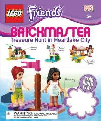 Lego Friends: Brickmaster [With More Than 140 Bricks, 2 Minifigures]