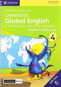 Cambridge Global English Stage 4 Teacher's Resource with Cambridge Elevate
