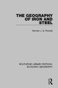 The Geography of Iron and Steel