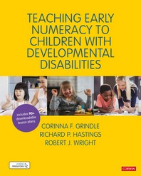 Teaching Early Numeracy to Children with Developmental Disabilities