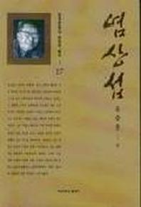 염상섭(한국문학의현대적해석 17)