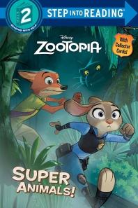 Zootopia Super Animals!