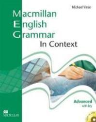 MACMILLAN ENGLISH GRAMMAR IN CONTEXT (WITH KEY)(ADVANCED)