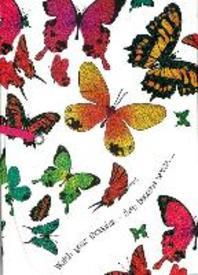 Butterfly Notebook (Life Canvas)
