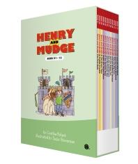 헨리와 머지 영어 원서 박스 세트 (Henry and Mudge 롱테일 에디션)