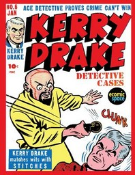 Kerry Drake Detective Cases #6