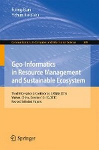Geo-Informatics in Resource Management and Sustainable Ecosystem