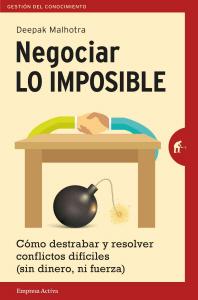 Negociar Lo Imposible