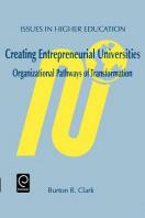 Creating Entrepreneurial Universities