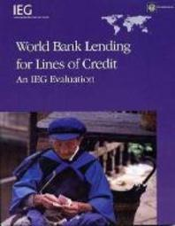 World Bank Lending for Lines of Credit