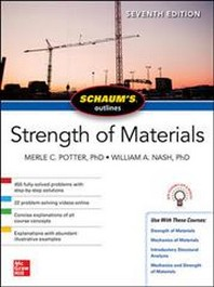 Schaum's Outline of Strength of Materials, Seventh Edition