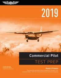 Commercial Pilot Test Prep 2019: Study & Prepare