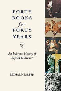 Forty Books for Forty Years