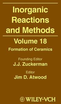 Inorganic Reactions and Methods, Formation of Ceramics