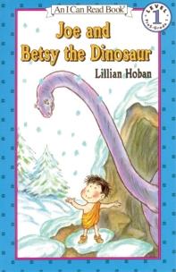 Joe and Betsy the Dinosaur (Book+Audio CD)