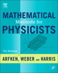 Mathematical Methods for Physicists 7/E