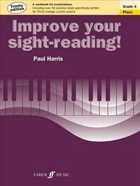Improve Your Sight-Reading! Trinity Piano, Grade 4