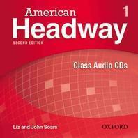 American Headway 1 세트(CD 3장)
