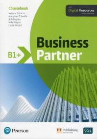 Business Partner. B1+ Coursebook