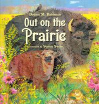 Out on the Prairie (1 Paperback/1 CD)