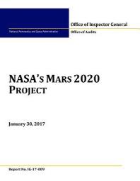 NASA'S Mars 2020 Project