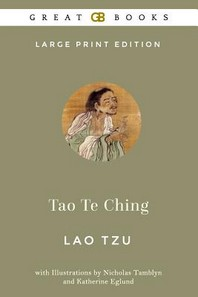 Tao Te Ching by Lao Tzu (Illustrated)