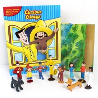 Universal Curious George My Busy Books