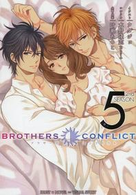 BROTHERS CONFLICT 2ND SEASON 5