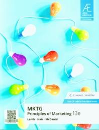 MKTG Principles of Marketing