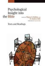Psychological Insight Into the Bible