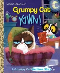 Yawn! a Grumpy Cat Bedtime Story (Grumpy Cat)