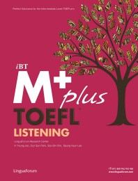 iBT M Plus TOEFL Listening