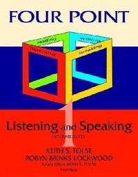 Four Point Listening and Speaking 1 (with Audio CD)