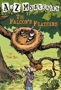 A to Z Mysteries F: The Falocn's Feathers