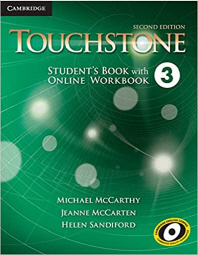 Touchstone Level 3 Student's Book with Online Workbook