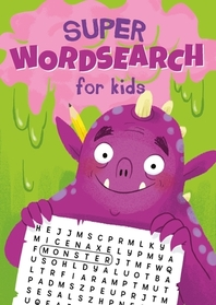 Super Wordsearch for Kids