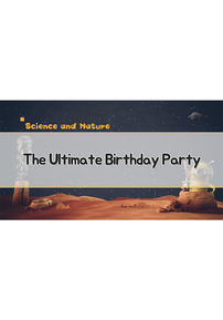 The Ultimate Birthday Party