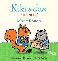 Kiki & Jax raeumen auf