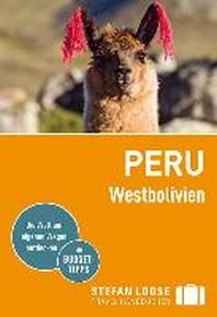 Stefan Loose Reisefuehrer Peru, Westbolivien