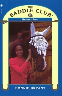 Saddle Club 48 - Mystery Ride
