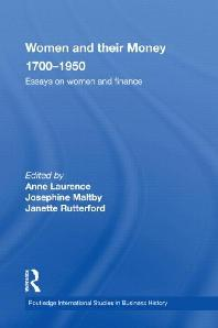 Women and Their Money 1700-1950