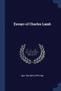 Essays of Charles Lamb