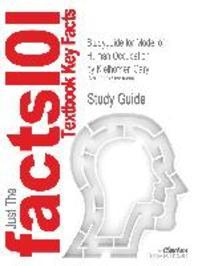Studyguide for Model of Human Occupation by Kielhofner, Gary, ISBN 9780781769969