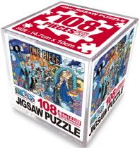 원피스 미니 직소퍼즐 108pcs: 스페셜 데이(20주년)