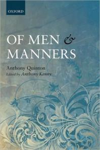 Of Men and Manners