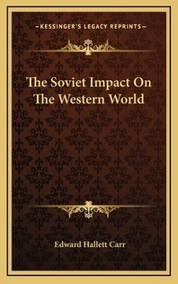 The Soviet Impact On The Western World