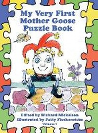 My Very First Mother Goose Puzzle Book