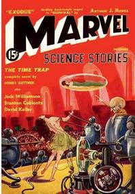 Marvel Science Stories November 1938