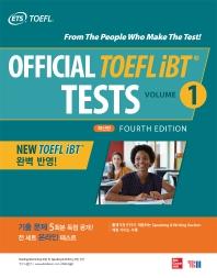 Official TOEFL iBT Tests Volume. 1