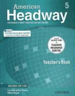 American Headway Teacher's Pack 5